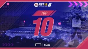 GFX FIFA 18 Top 10 Cover