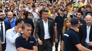2018-07-16- Japan-JUVENTUS-Cristiano Ronaldo