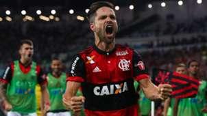 Diego Ribas Flamengo Botafogo Copa do Brasil 23082017