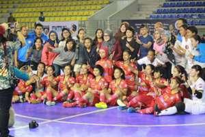 UPI Bandung - Women Pro Futsal League 2018