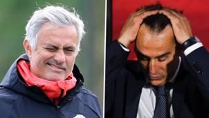 Jose Mourinho Julen Lopetegui
