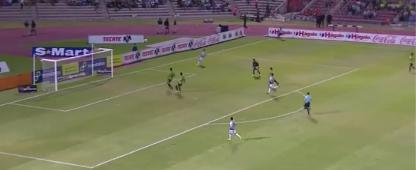 Tercer gol Ronaldo Cisneros