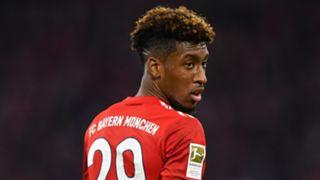 Kingsley Coman Bayern 2018-19