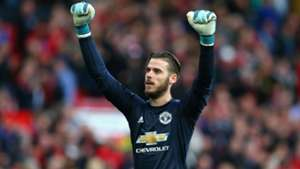 David de Gea Manchester United Everton