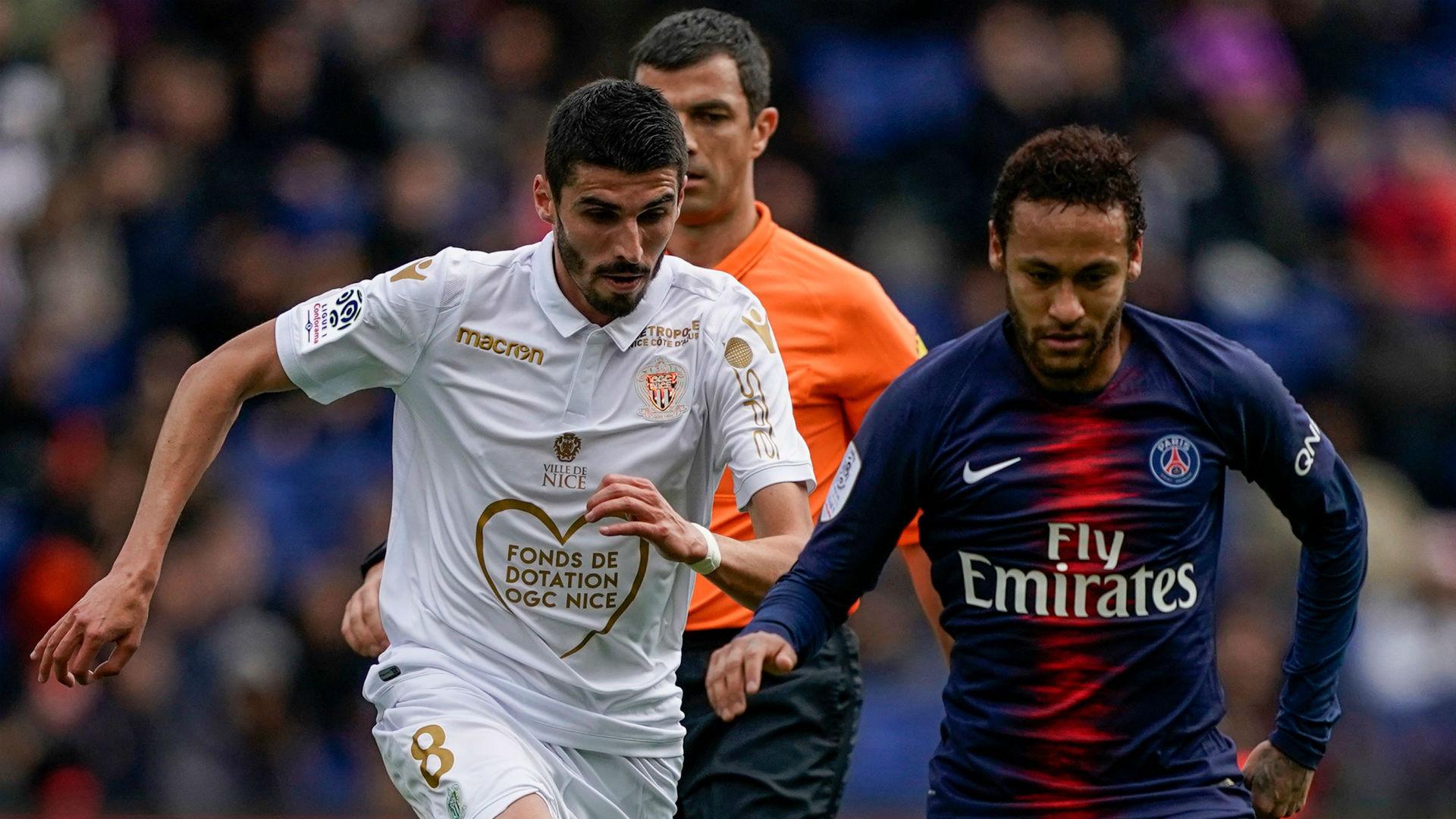 Neymar PSG Nice Ligue 1 04052019