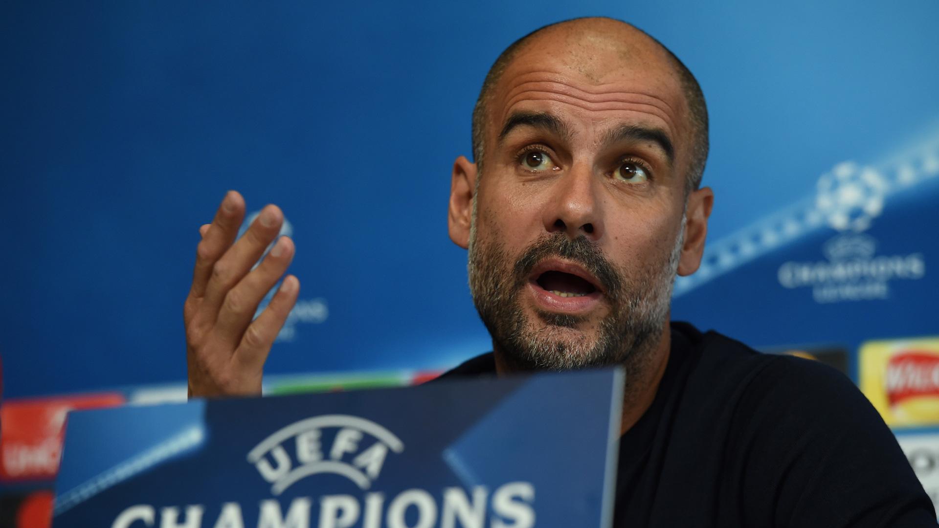 Guardiola bekämpft seinen Champions-League-Fluch
