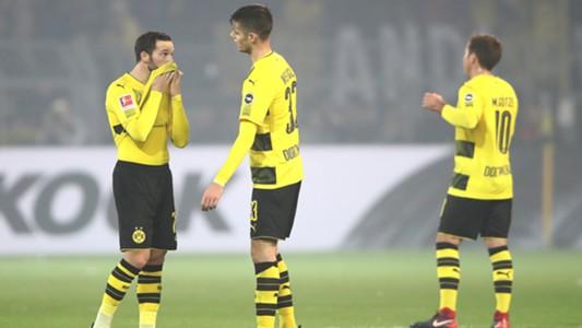 Castro Weigl Götze Borussia Dortmund Bundesliga 1117