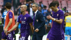 Borja Valero, Kalinic - Fiorentina