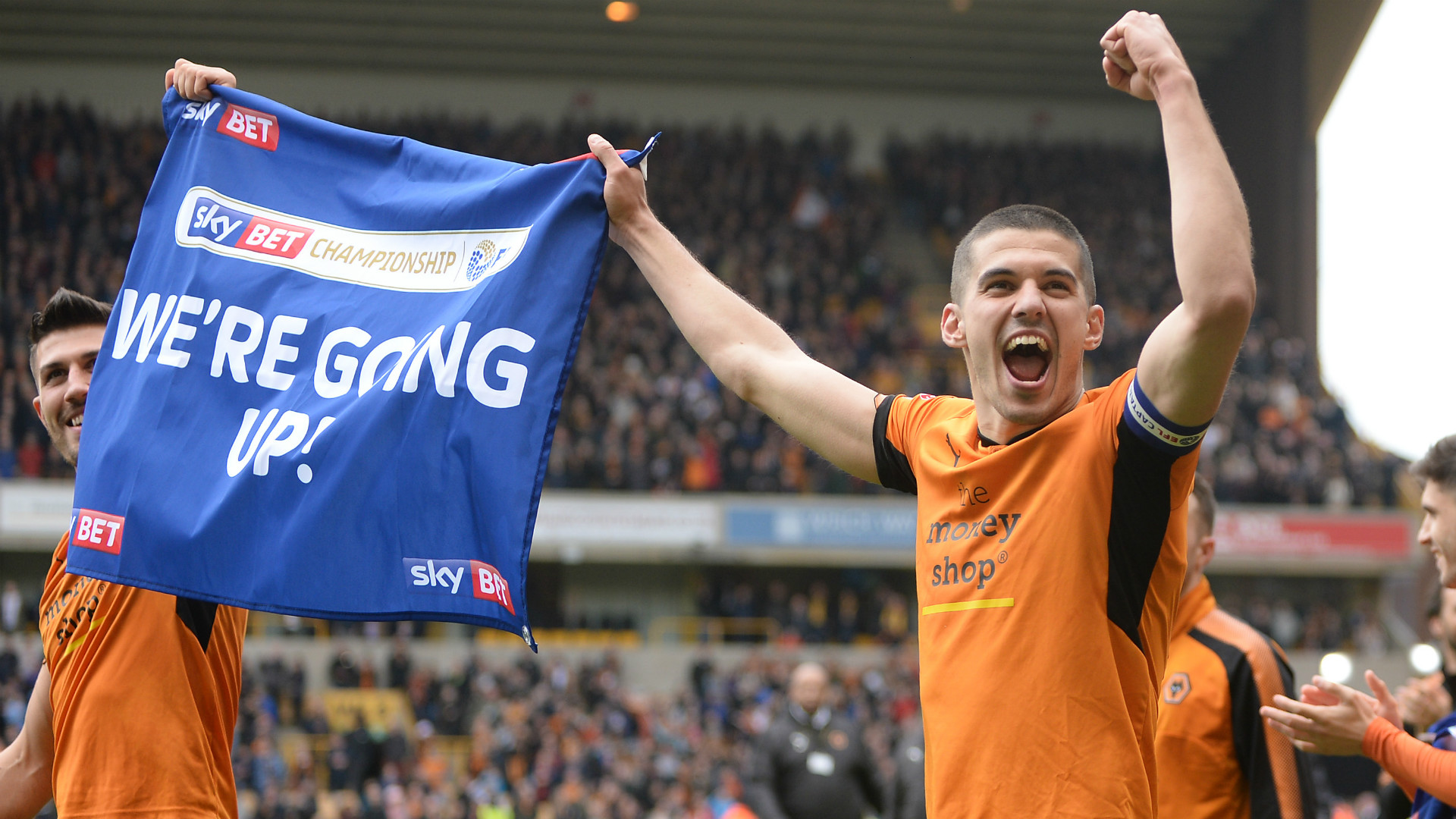Conor Coady Wolves