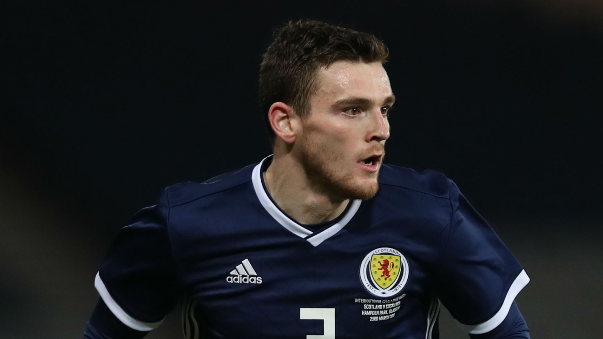 Matt Ritchie, Scott McTominay and Grant Hanley out of Scotland squad