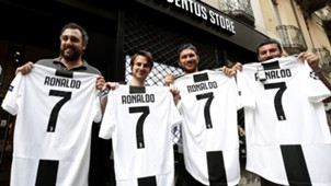 Cristiano Ronaldo Juventus Turin Trikots