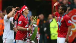 Javier Hernández Manchester United