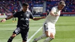 Bastian Schweinsteiger Florian Valot Chicago Fire New York Red Bulls MLS
