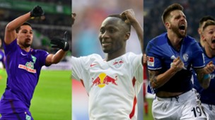 GFX Bundesliga best Transfers