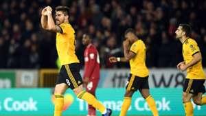 Neves Wolverhampton Wanderers FC Liverpool