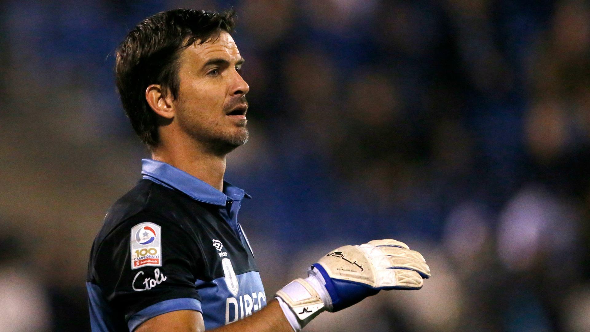 Franco Costanzo jugará ante Palestino su último partido como profesional