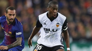 Geoffrey Kondogbia Barcelona Valencia 2017