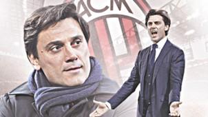Pahit Manis Perjalanan Vincenzo Montella Bersama AC Milan