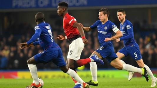 DIRETTA: Chelsea-Manchester United LIVE - 0-2, Pogba