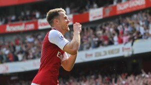 Aaron Ramsey Arsenal West Ham Premier League