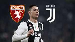 GFX Torino Juventus