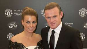Wayne Rooney Coleen Rooney May 2015