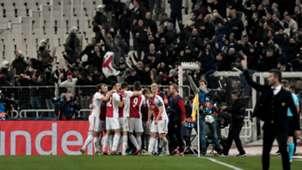 AEK Athens - Ajax Champions League 11272018