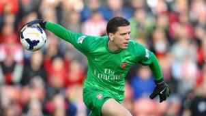 Wojciech Szczesny Arsenal Premier League