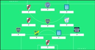 GFX XI Ideal Superliga 2018 Sin Nombres