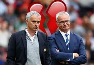 Jose Mourinho Claudio Ranieri broken heart
