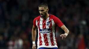 Yannick Carrasco, Atletico Madrid, 17/18