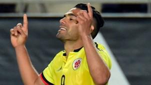 Radamel Falcao Spain Colombia Friendly 07062017