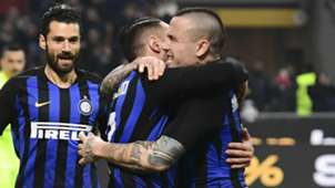 Inter celebrate 2018-19
