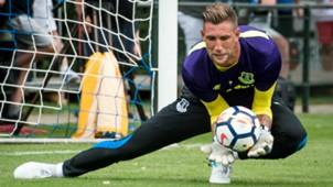 Maarten Stekelenburg, Everton - FC Twente, 07192017
