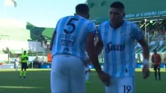 Banfield Atletico Tucuman Superliga