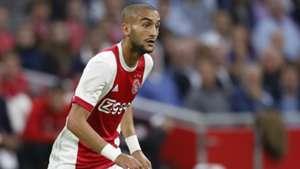 Hakim Ziyech, Ajax, Europa League, 08172017