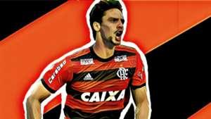 Rodrigo Caio Flamengo Montagem