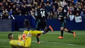 Real Madrid Leganes LaLiga 21022018