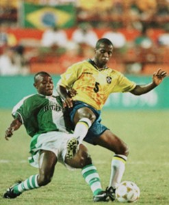 Emmanuel Amunike - Nigeria