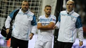 Riza Durmisi Eintracht Francoforte Lazio Europa League