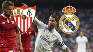 GFX Sevilla Real Madrid LIVE STREAM DAZN