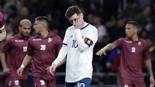 1:3 gegen Venezuela: Lionel Messi verliert bei Comeback mit Argentinien und verpasst nächsten Test