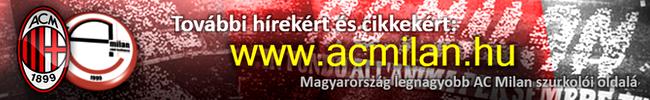 AC Milan banner