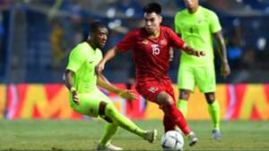 Pham Duc Huy Vietnam vs Curacao King's Cup 2019