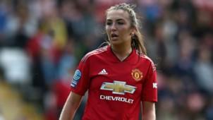 Katie Zelem Manchester United Women