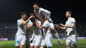 Real Madrid Fuenlabrada Copa de Rey