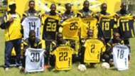Tusker squad for 2018 season.