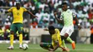 S'fuso Hlanti, Thulani Hlatswayo, Samuel Kalu - South Africa vs. Nigeria