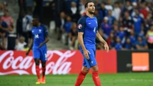 Adil Rami France Albania UEFA Euro 2016 15062016