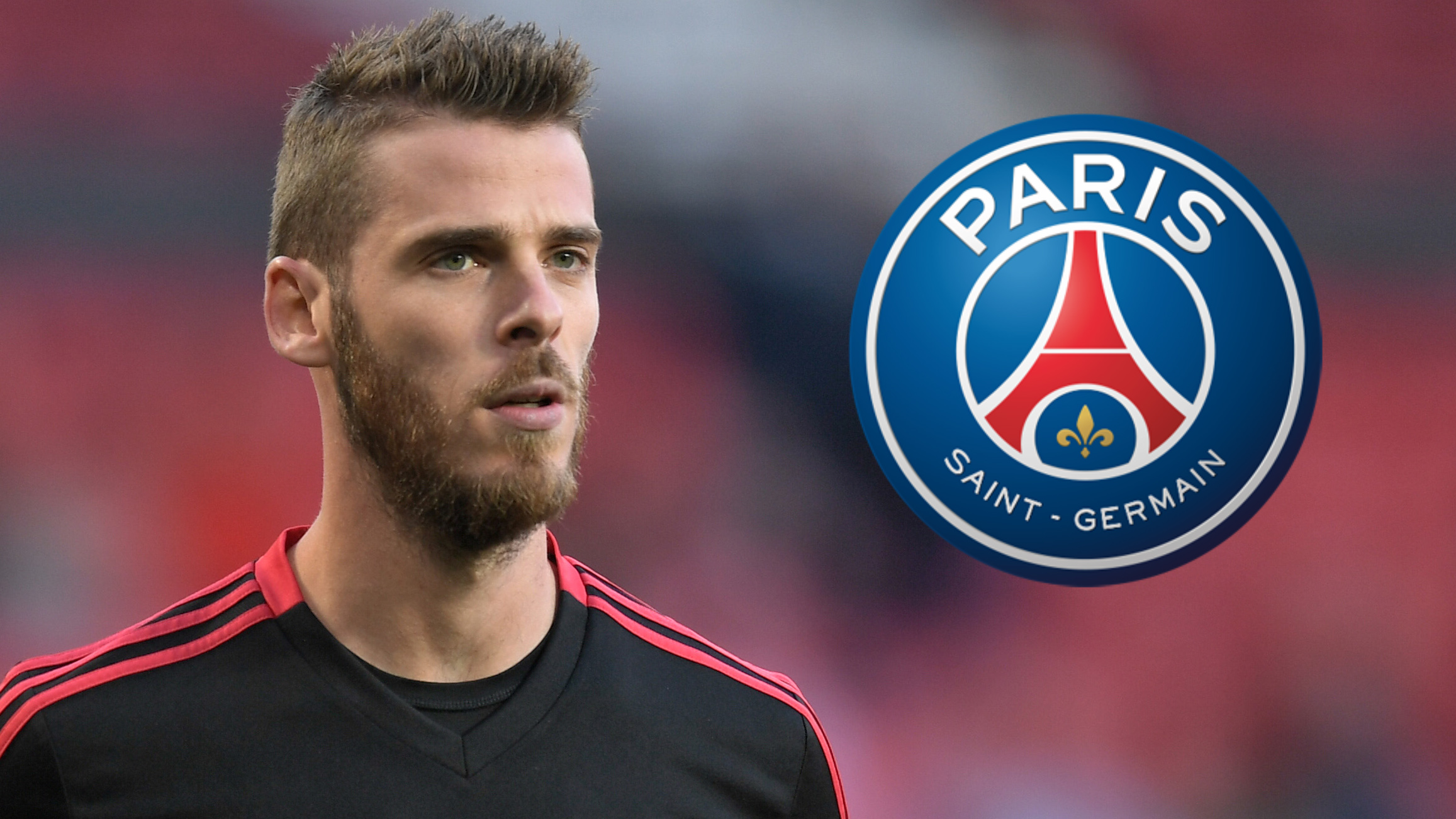 David de Gea Man Utd PSG